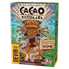 Cacao- Xocolatl