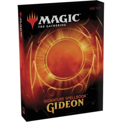 Spellbook Gideon
