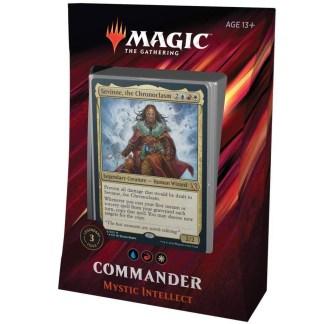 intelecto mistico commander deck