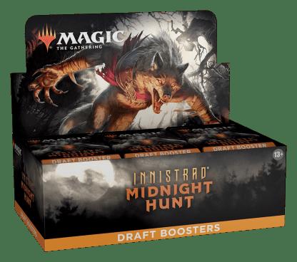 Draft booster box Innistrad Midnight Hunt