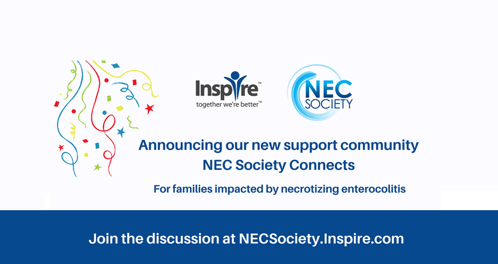 Nec Society Launches Online Support Community For Families Impacted By Nec Nec Society