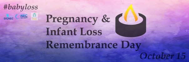 Pregnancy & Infant Loss Awareness Day Twitter