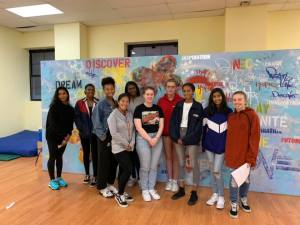 Girls Rising Leadership and Empowerment Club