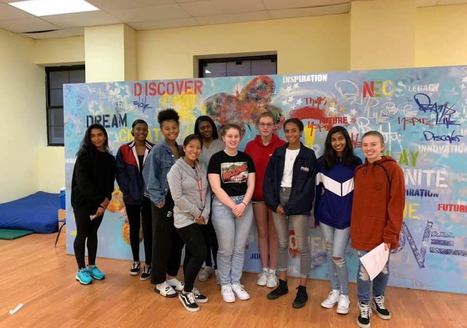 Girls Rising Leadership and Empowerment Club
