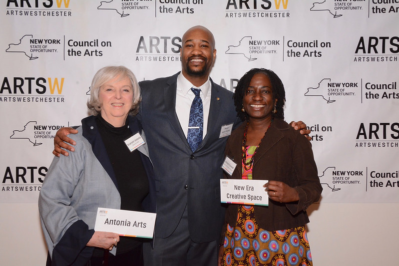 And the 2020 Arts Alive Grant Goes to… NECS!
