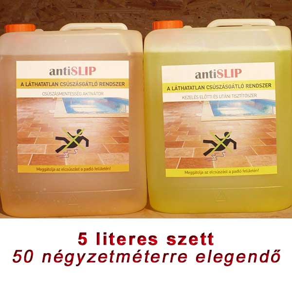 Ipari antiSLIP csúszásmentesítő rendszer