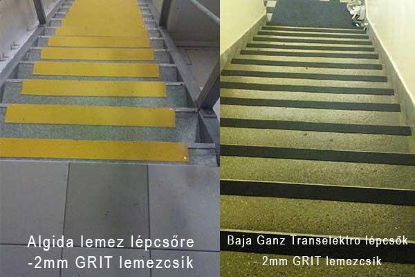 GPR GRIT lemez