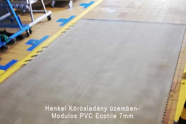 Modulos PVC referenciák