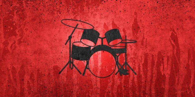 Drum-Set-red2