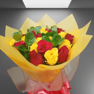 Red Yellow Bouquet