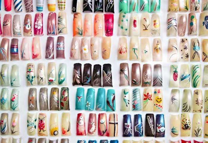 Diseños De Uñas Los Más Populares Del 2013 Nedik
