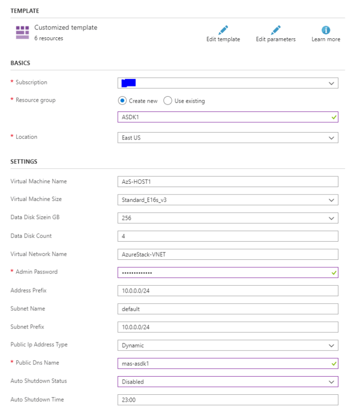 AzureStack on Azure – Part 1 | Ned in the Cloud