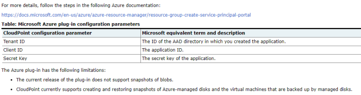 Machine generated alternative text: For more details, follow the steps in the following Azure documentation