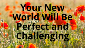 Your New World May Be Challenging
