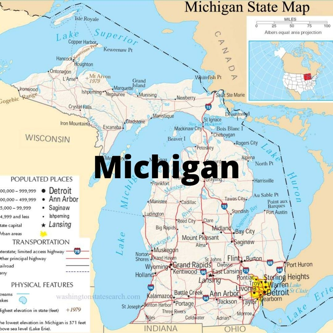 The Electoral College Game – Michigan