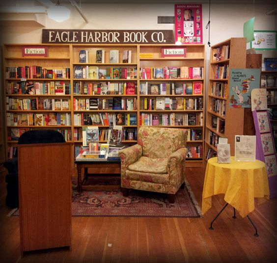 Bookstores: Eagle Harbor Book Company