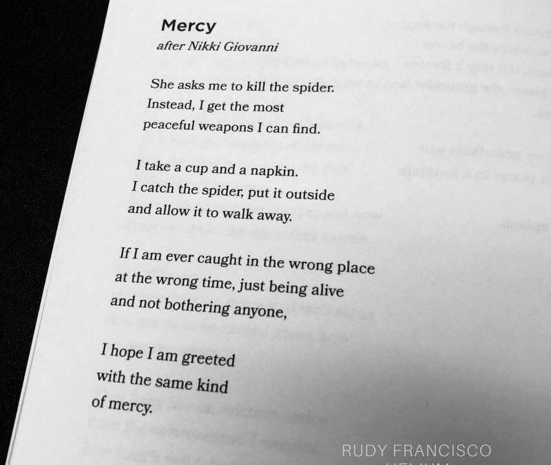 Poem: Mercy
