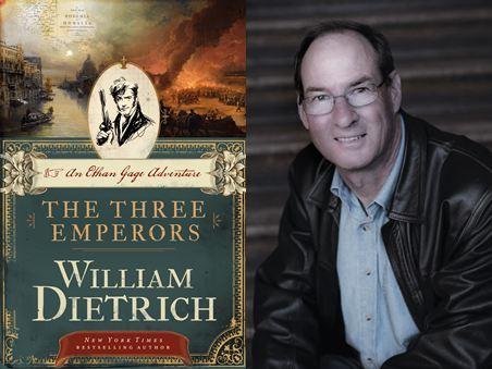 Sinful Folk: William Dietrich Endorsement