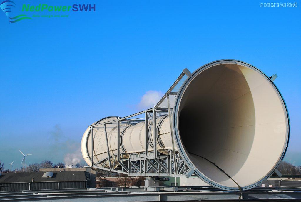 Windversneller Nedpower SWH Invelox