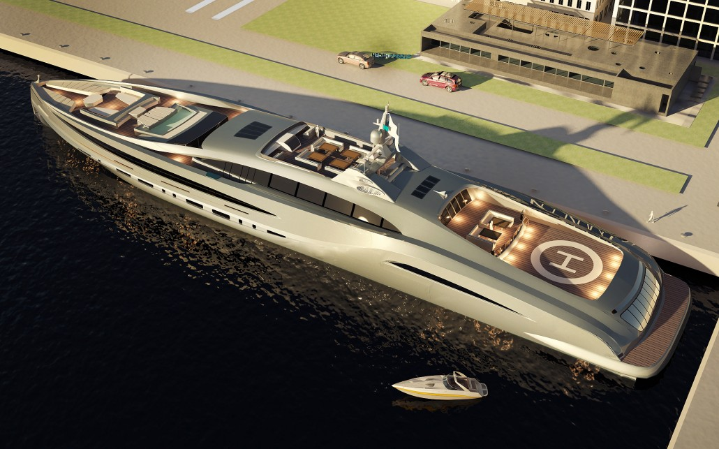 Sovereign 105 M 125m Nedshipgroup