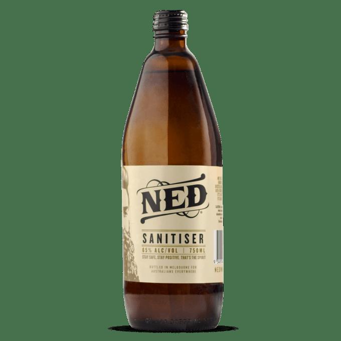 NED Sanitiser 750ml Bottle Image