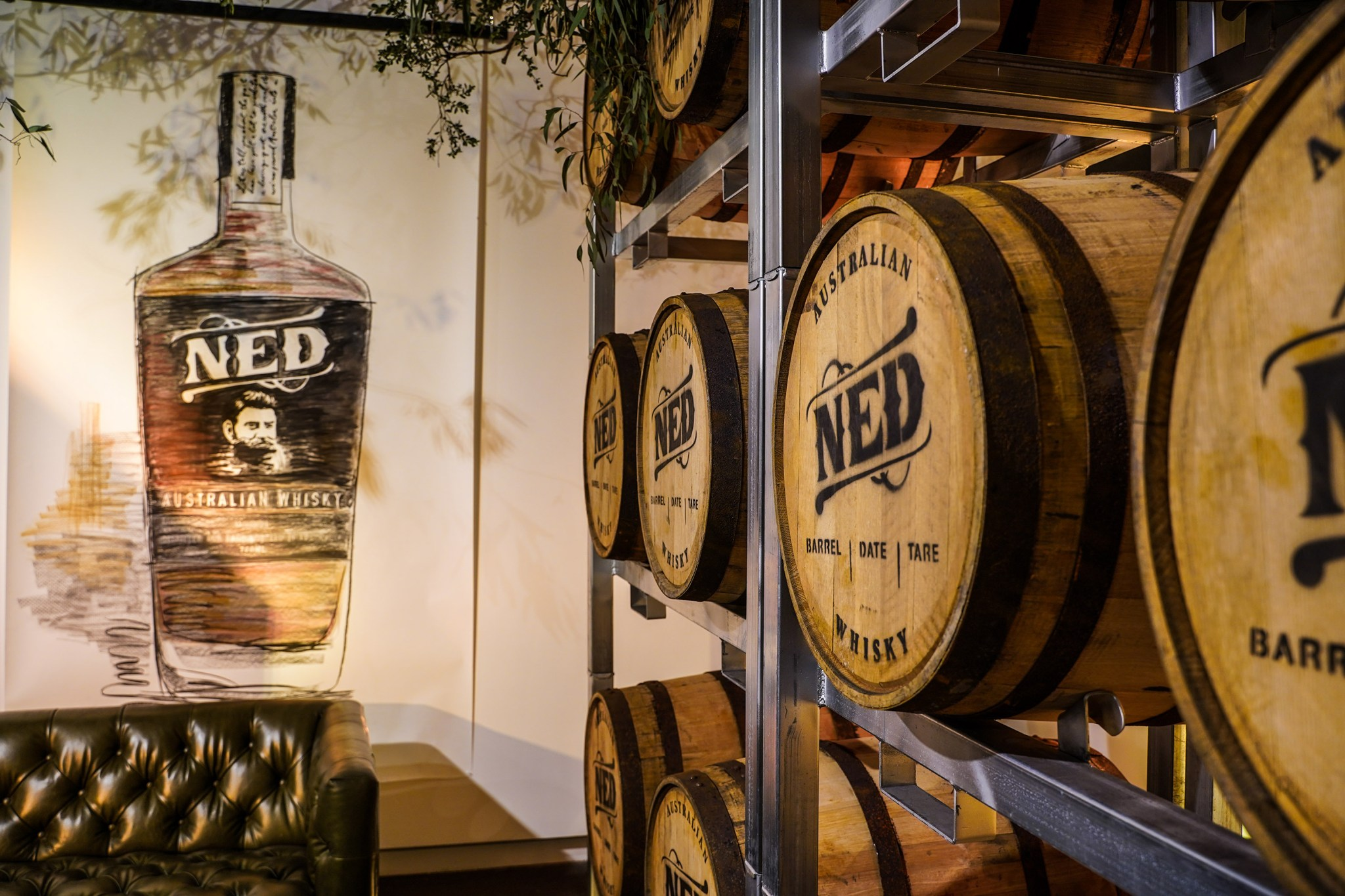 NED Whisky Barrel