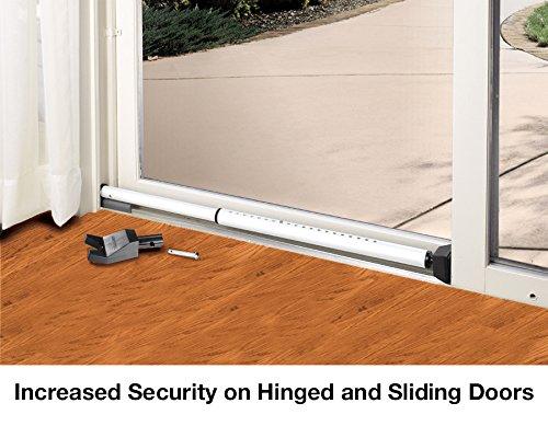 home security bar sliding patio door