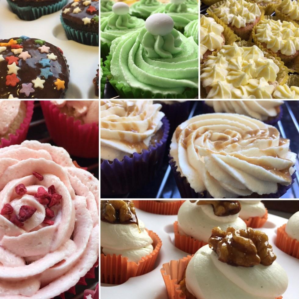 Gluten Free Vegan Friendly Allergy Friendly Cupcakes