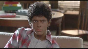 Bad blackface.  Bad actor. Bad movie.  Just plain bad.