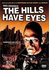 Hills Have Eyes (1977) DVD