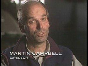 Martin Campbell, director of GoldenEye