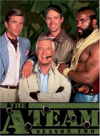 A-Team: Season Two DVD