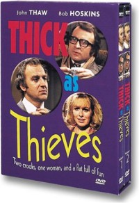 Thick as Thieves DVD