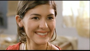 Audrey Tautou from He Loves Me, He Loves Me Not DVD