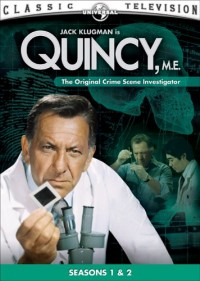Quincy: Seasons 1 and 2 DVD