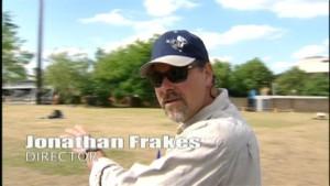 Jonathan Frakes, director of Thunderbirds