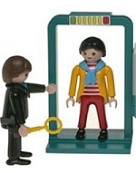 Playmobil checkpoint