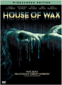 House of Wax (2005) DVD cover art
