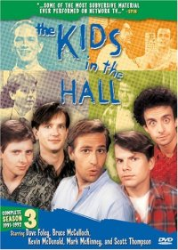 Kids in the Hall Season 3 DVD