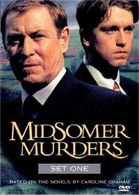 Midsomer Murders Set 1 DVD cover art