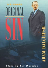 P.D. James: Original Sin DVD