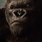 King Kong (2005) poster art