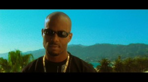DMX in Never Die Alone