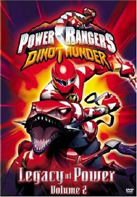 Power Rangers: Dino Thunder, Vol. 2: Legacy of Power DVD