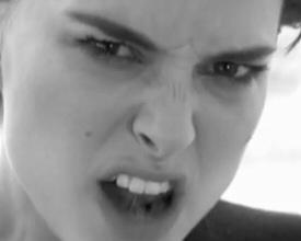 Natalie Portman raps