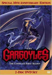 Gargoyles Season 1 DVD