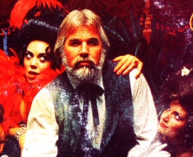 Kenny Rogers is The Gambler