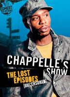 Chappelle's Show: The Lost Episodes DVD