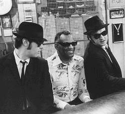 Ray Charles and the Blues Brothers
