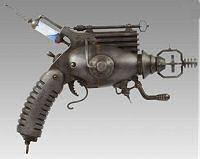 WETA original rayguns